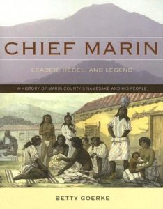 Chief Marin book cover image